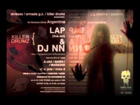 LAP @ Oi+Bass (live DnB set) La Paz, Bolivia
