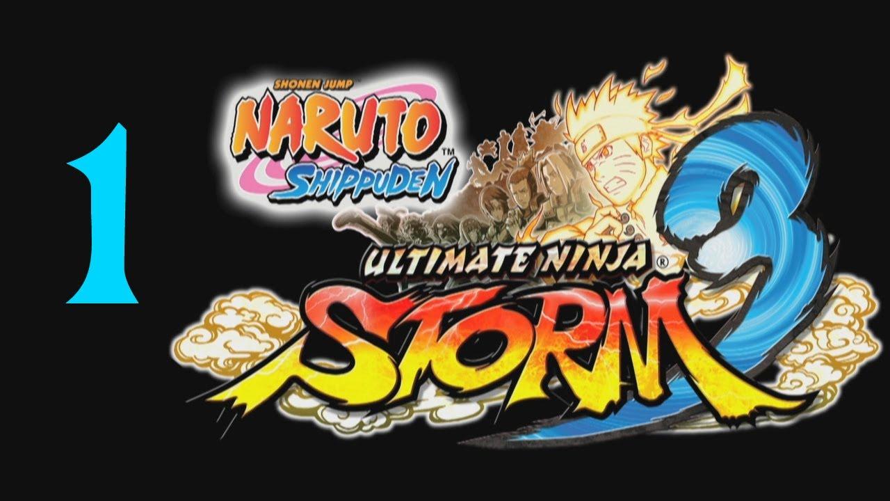 Naruto shippuden ultimate ninja storm 3 прохождение