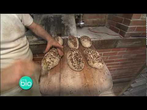 Minute Bio - Le pain bio