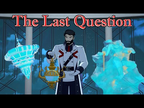 RWBY Theory - Did Ironwood Use The Last Question?