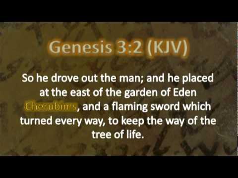 Kjv Error The Word Cherubims In Genesis 3 24 Youtube