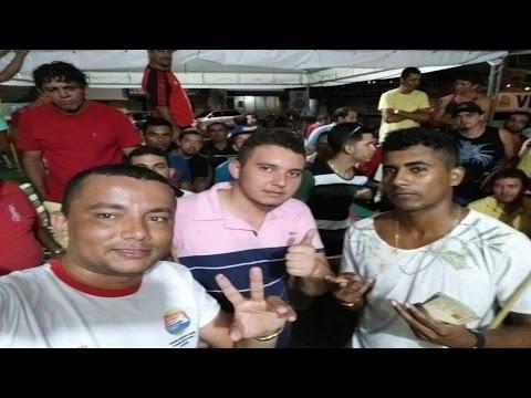 Lorin de Fortaleza VS Maykon de Teixeira de Freitas, Jogo de bolinho em PARNAMIRIM-RN, VÍDEO 05.!