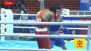 Как Турсынбай Кулахмет стал чемпионом Азии по боксу