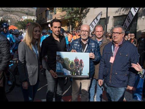 Diputación comienza con la Volta a C.V su calendario de 'Castellón Escenario Deportivo'