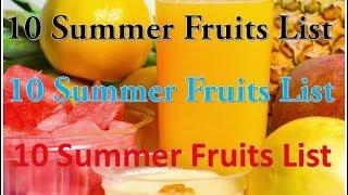 Best Summer Fruits To Keep Around