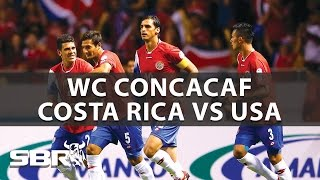 Costa Rica vs USA 15/11/16 | WC Qualifiers CONCACAF | Predictions