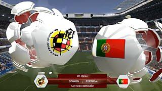 Portugal gegen Spanien - EM 2016 Qualifikation in Frankreich - Let´s Play Fifa 14 - POR #15