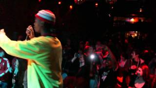 Grey Heart & Crew: A Tribe Called Quest - Find A Way (HHK MTL March 31, 2011)