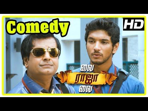 Vai Raja Vai Movie Comedy Scenes   Gautham   Sathish   Vivek   M S Baskar   Priya Anand
