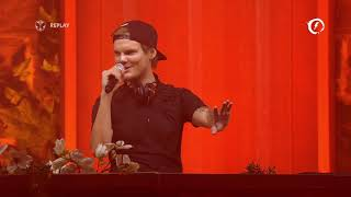 Avicii - Talk To Myself @Tomorrowland2015