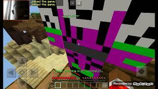 Minecraft PE#6|SEVERS😠😠😠