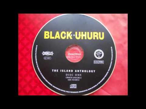 black uhuru - black uhuru anthem