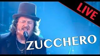 Zucchero - BAILA MORENA & ALLA FINE - Live dans Les Années Bonheur