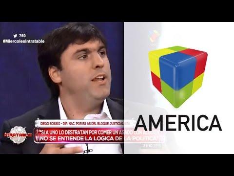 Diego Bossio: Las diferencias construyen algo distinto