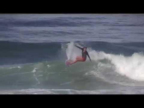 Surf coaching: Forehand Snap - Regular Footer Version