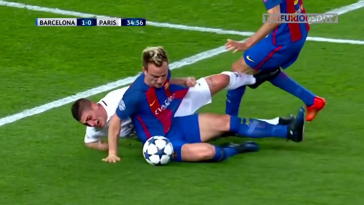 Download FC Barcelona vs PSG 6 1 All Goals and EXT Highlights with English Commentary UCL 2016 17 HD 1080i