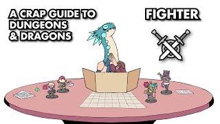 Ein Mist-Guide für D&D [5th Edition] - Kämpfer