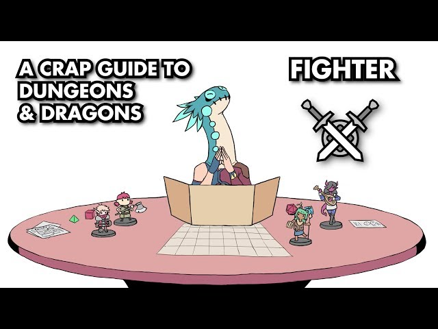 A Crap Guide to D&D [5th Edition] - Fighter