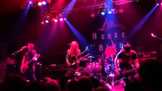 Lita Ford Hungry For Your Sex House of Blues