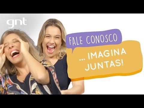 Fernanda Gentil e Júlia são mais que amigas, friends - Parte 2 | #66 | Fale Conosco | Júlia Rabello