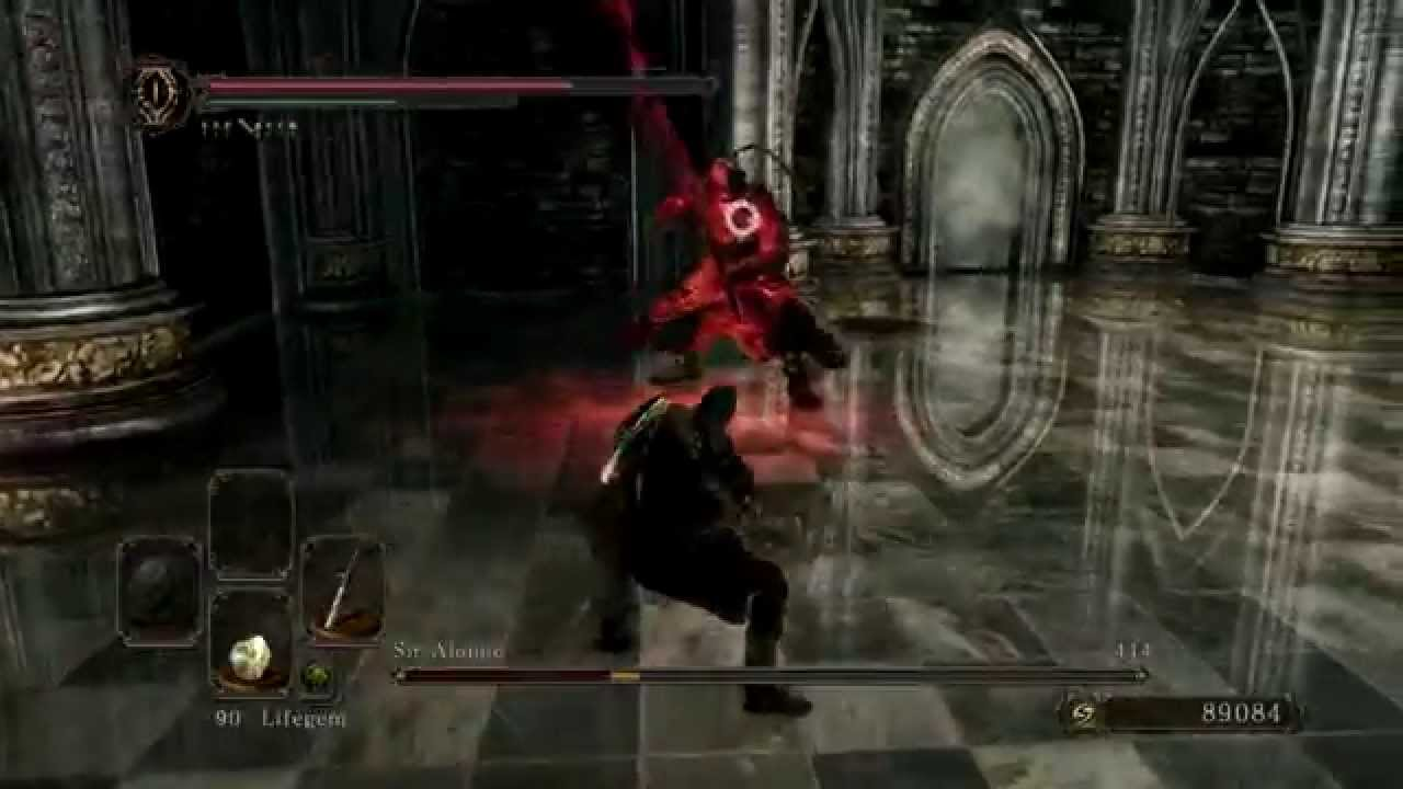 Dark Souls 2 Memory Of The Old Iron King Blind Playthrough Sir