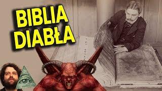 Codex Gigas - Biblia Diabła z Magicznymi Zaklęciami - Plociuch Spiskowe Teorie Grimoire Religia PL