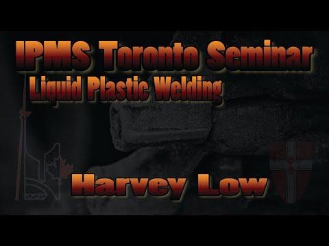 Liquid Plastic Welding