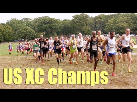 U.S. Masters XC National Championships - Boston - Men's Race