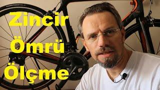 Bisikletinizin Zincir Ömrünü Nasıl Ölçersiniz ?