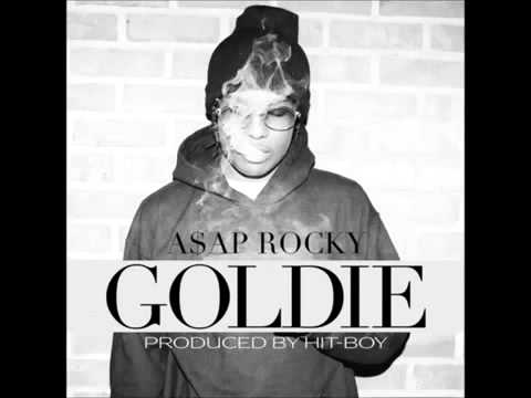ASAP Rocky - Goldie (with lyrics)