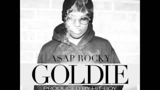 Asap Rocky Goldie With Lyrics