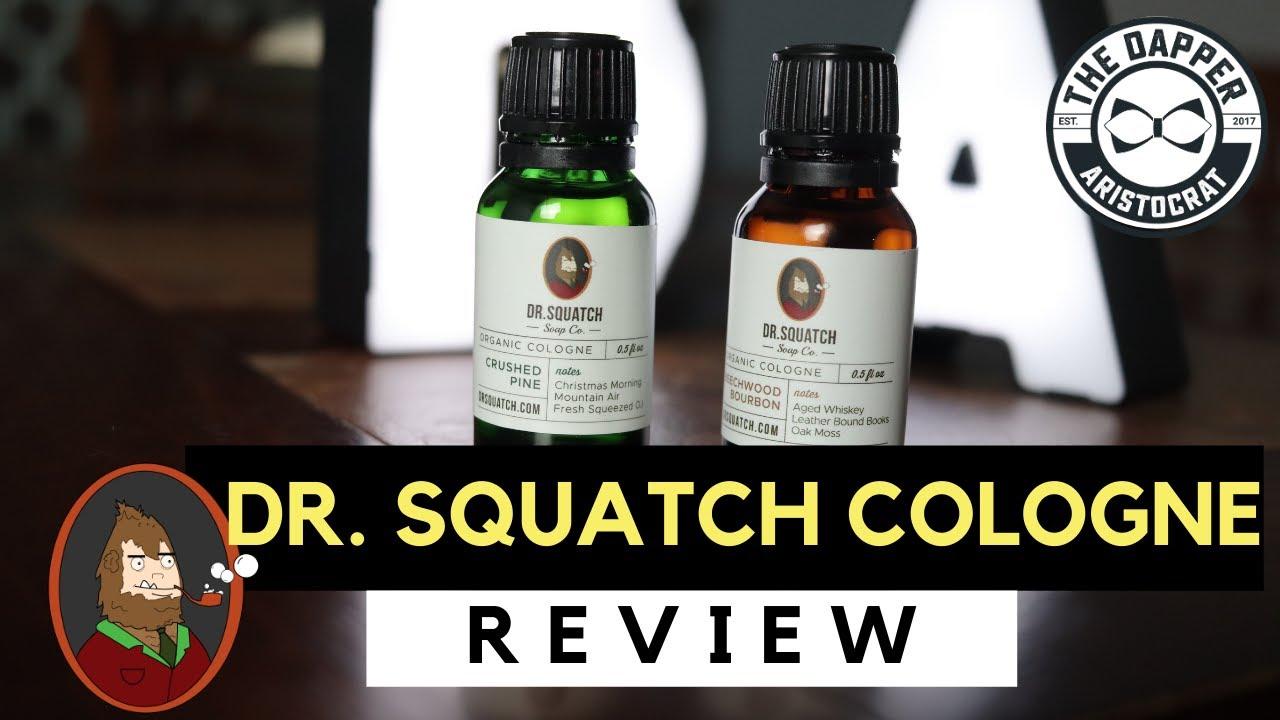 Dr. Squatch Cologne  Review | Make Pine Tar Soap Scent Last Longer