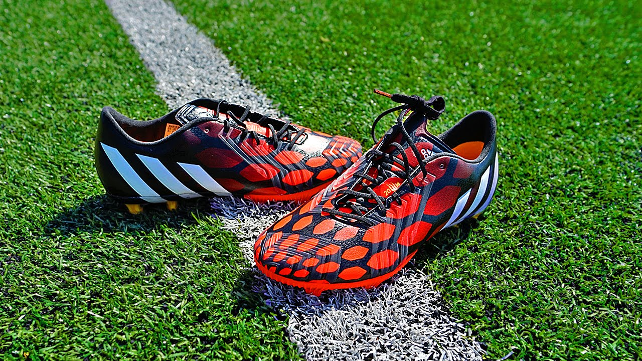 New Shoes Adidas Football