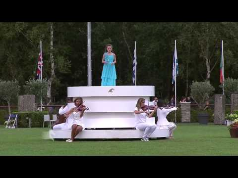 Behind the Scenes with Francesca Cumani: The Opening Ceremony