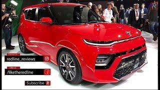 2020 Kia Soul GT-Line – Redline: First Look – 2018 LA Auto Show
