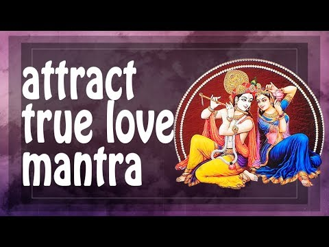 TWIN FLAMES MANTRA ♥ Attract Soulmate ♥ Love mantra ॐ Amour meditation Love music ॐ 2018 PM