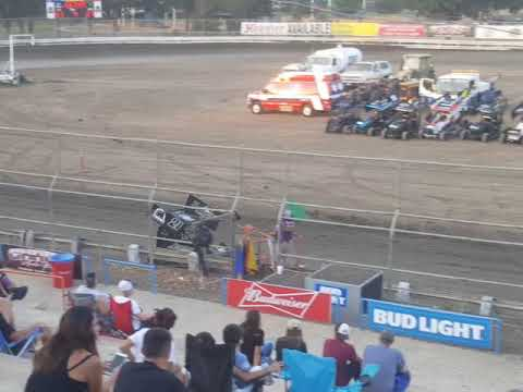 Plaza Park Raceway 8/24/18 Restricted Qualifying