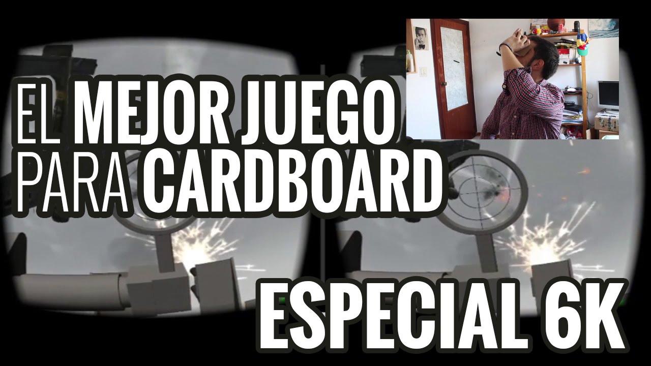 El Mejor Juego Para Google Cardboard Battle 360º Youtube