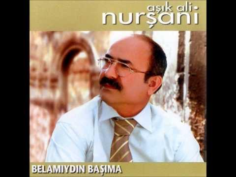 AŞık Ali Nurşani - Uğradı bağıma tufan