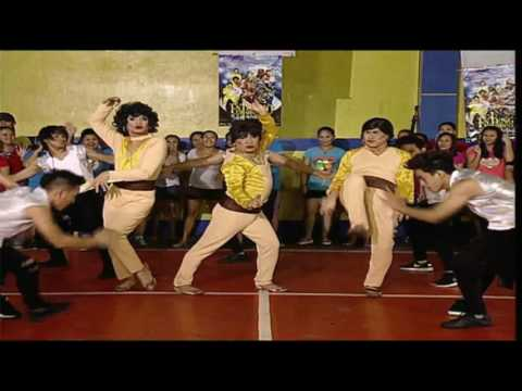 Eat Bulaga Opening Prod (ft. Cast of Enteng Kabisote)   November 26, 2016