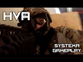 Airsoft Gameplay - HVA Systema Gameplay