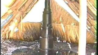 crude Oil spill at Mangunjaya well head(1989)