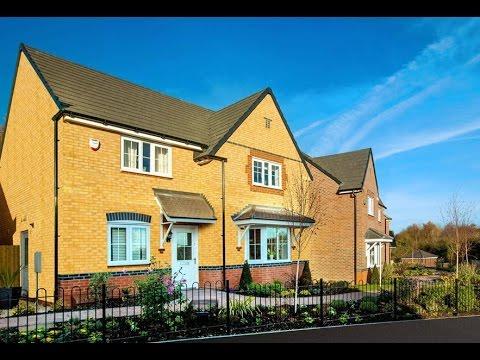 Barratt Homes - The Cambridge @ Darwins walk by Showhomesonline