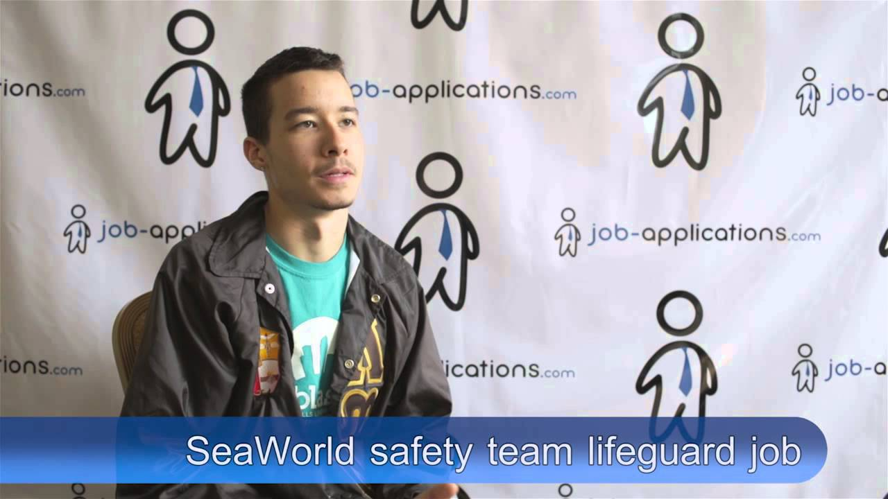 seaworld interview questions tips