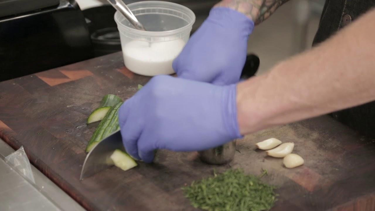 Recipe: Vegan Tzatziki Sauce