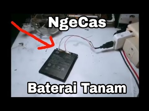 Cara Unik Mengecas Baterai Tanam Xiomi Oppo Samsung Dll Youtube