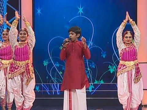 Super Star Junior- 5 | Epi - 93 | song by Sonica, Sree Lekshmi & Amal Roy ( Semi Finals )