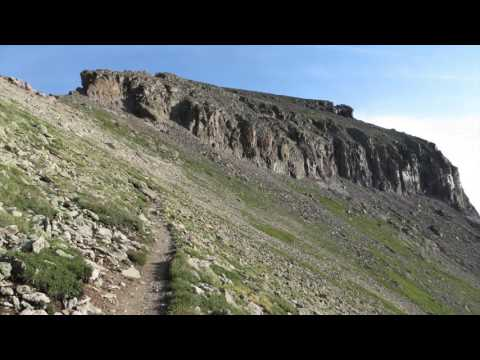 Uncompahgre Peak:  Summit #52 - 14ers Diary