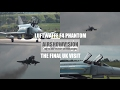 LUFTWAFFE F4 PHANTOM ARRIVAL - WADDINGTON 2012 (airshowvision)