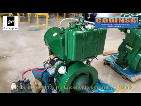 CODINSA Motores Kirloskar